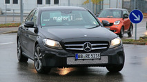 2018 Mercedes-Benz C-Class Spy Shots