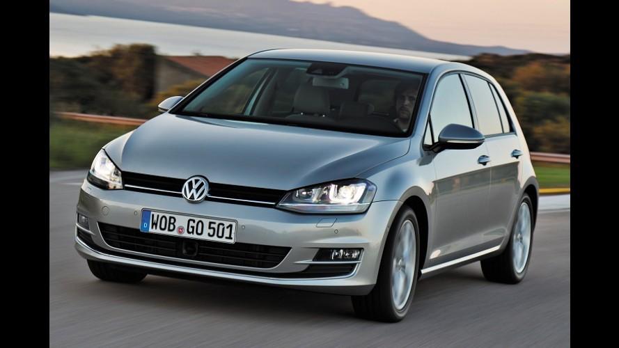 Europa: Fiesta e Corsa disparam nas vendas de março; Golf lidera