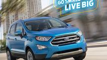 Ford EcoSport reestilizado 2018