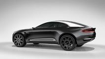 Aston Martin DBX prototipo