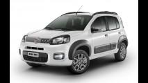 Fiat Uno Way ganha série especial