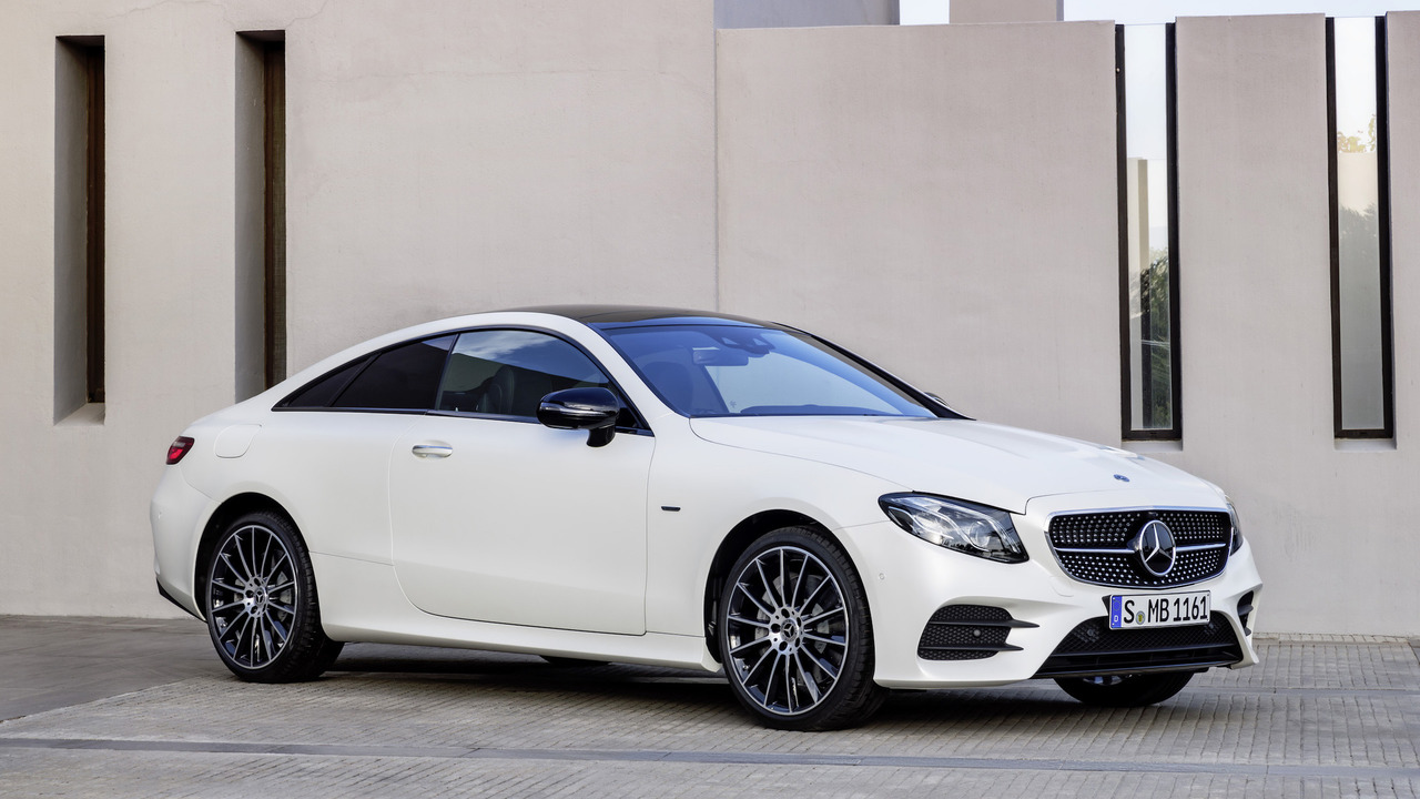 2018 mercedes benz e class coupe a m nage trois of luxury style and tech. Black Bedroom Furniture Sets. Home Design Ideas