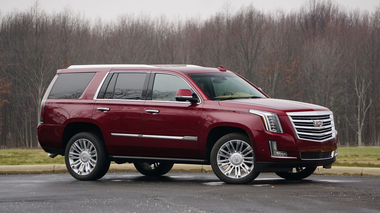 2020 Cadillac Escalade and Escalade ESV