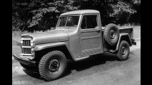 Jeep 4WD One Ton Pickup Truck