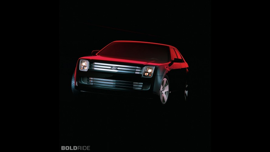 Ford 427 Concept