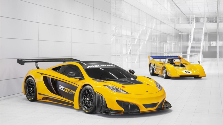 McLaren to celebrate their 50th anniversary at Goodwood [video]