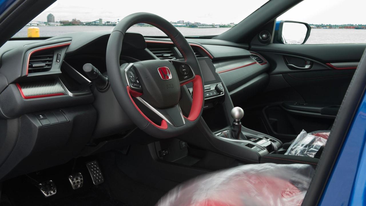 First Honda Civic Type R