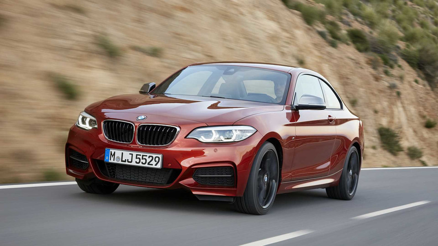 BMW 2 Series Coupe Manual Trans Might Be Dropped In U.S.