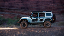 Jeep Switchback JK at 2017 Easter Jeep Safari