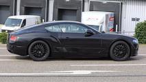 2018 Bentley Continental GT yeni casus fotoğrafları