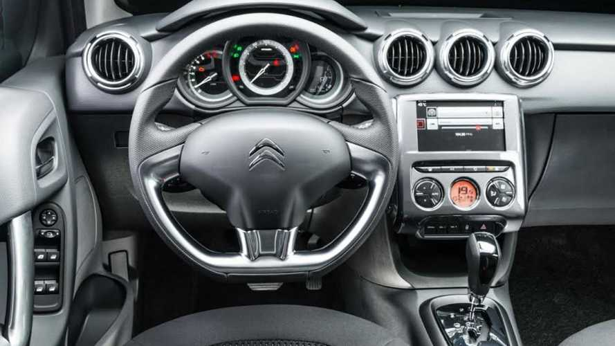 Citroën C3 e Aircross AT6 2018