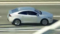 Supposed Volvo S40 leaked images