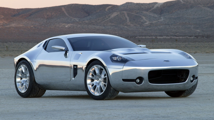 2005 Shelby GR-1: Concept We Forgot