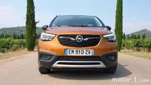 Essai Opel Crossland X