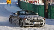 2018 - BMW Z5 photos espions