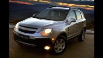 Chevrolet Captiva 2.4 Ecotec ganhará câmbio de 6 marchas