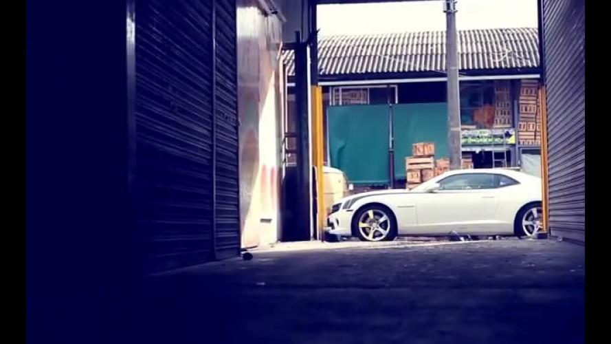 Bufalos TV: Chevrolet Camaro SS em