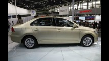 Volkswagen apresenta Novo Santana para a China no Salão de Guangzhou