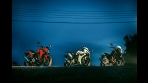 Volta rápida: Honda CB 500F está de volta por R$ 22 mil - e vai trazer família!