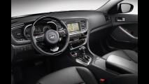 Kia Optima ganha retoques no visual e novos motores na Coreia do Sul