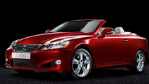 Lexus IS 250 Convertible