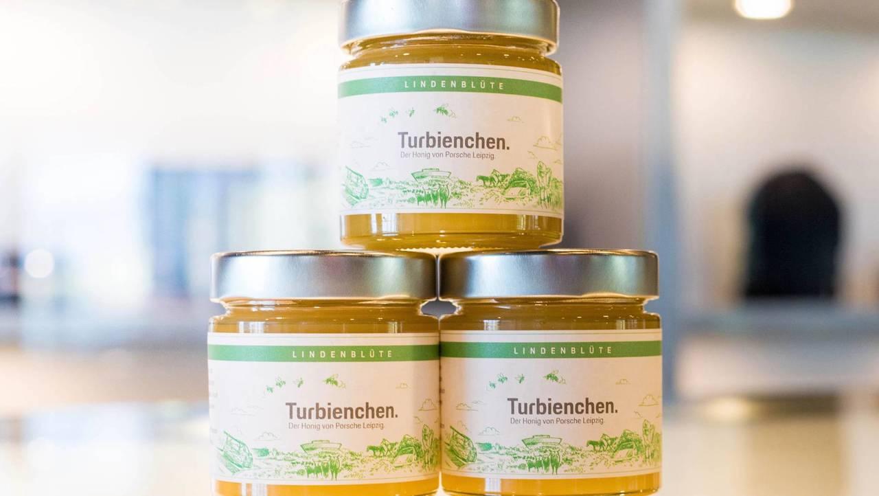 Porsche Leipzig Turbienchen Honey