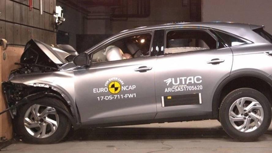 Crash-test - Avalanche de résultats Euro NCAP