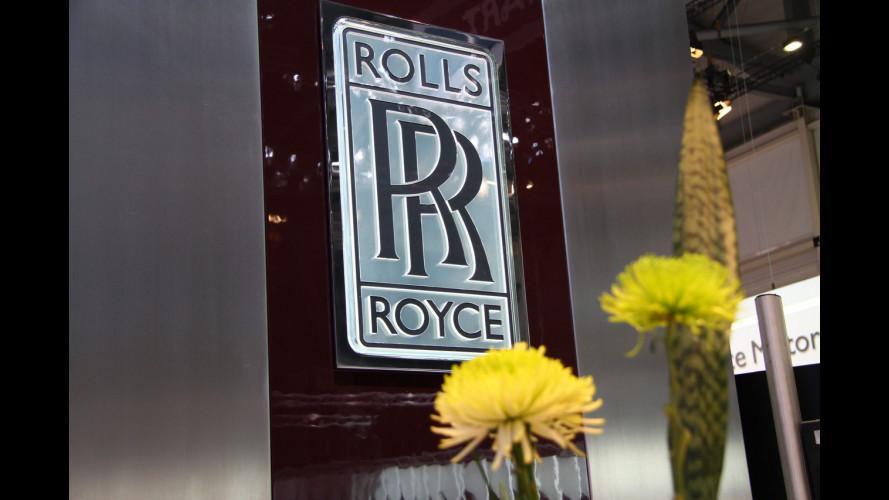Rolls-Royce al Salone di Ginevra 2011