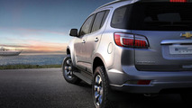2013 Chevrolet Trailblazer 21.3.2012