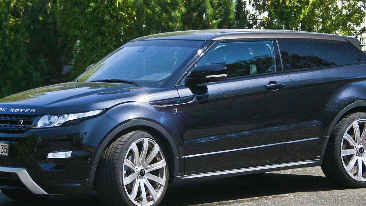 B&B Range Rover Evoque 15.10.2012