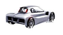 Mitsubishi i-MiEV Pikes Peak prototype design illustration 01.03.2012