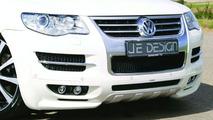 Volkswagen Touareg Facelift Wide Body by JE Design