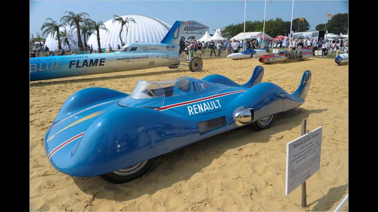 Renault ,Étoile Filante