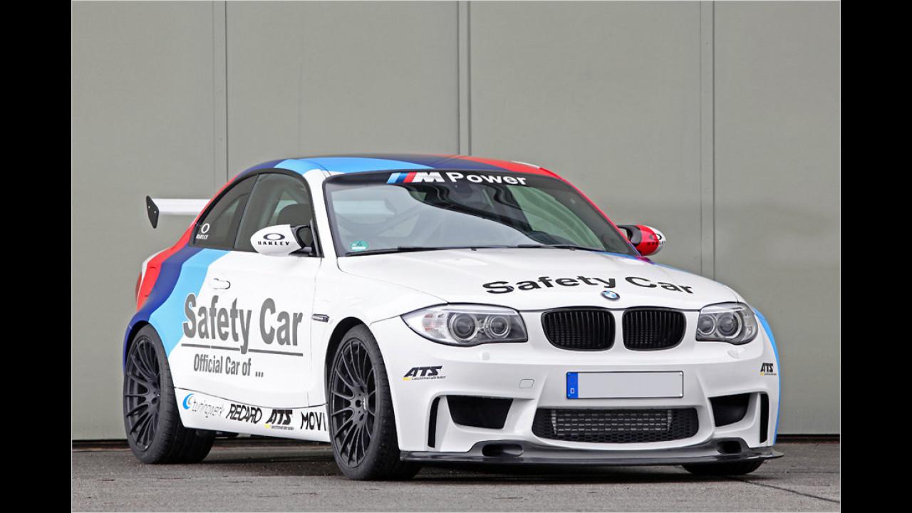 Irre: 521 PS im BMW 1er