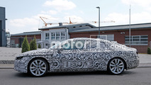 Volkswagen CC Spy Photos