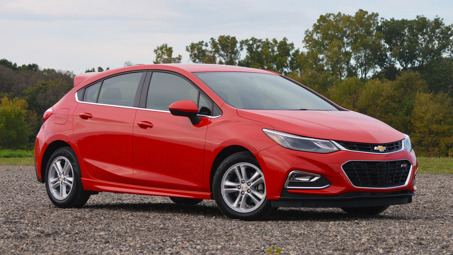 İnceleme: 2017 Chevy Cruze Hatchback