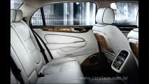 Jaguar XJ 2008 chega ao Brasil trazendo ainda mais luxo e tecnologia