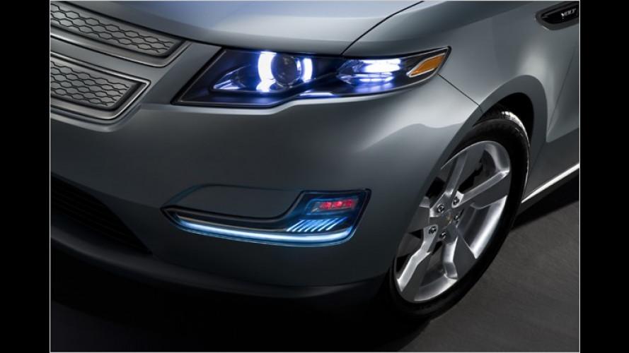 Chevrolet Volt: Saubere Auto-Zukunft, made in USA