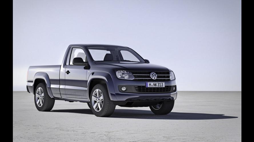 VW Amarok è Pick Up of the Year 2011