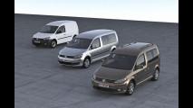 Volkswagen Caddy restyling