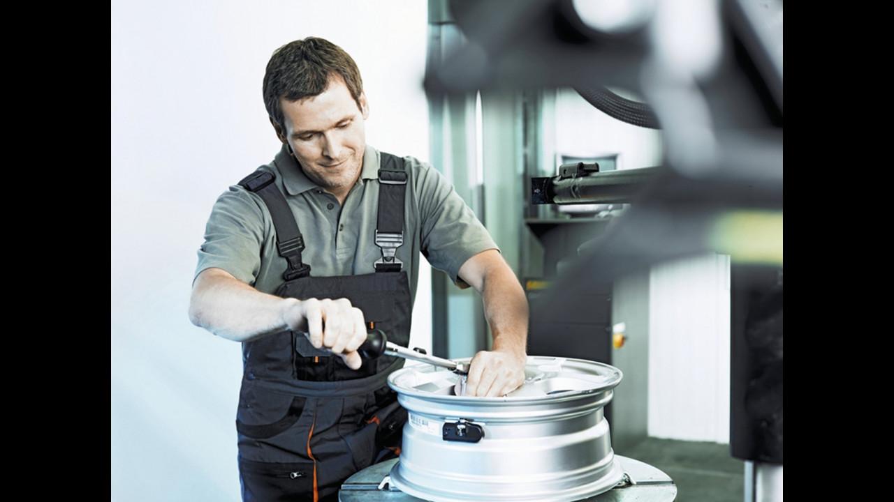 Sensori di pressione VDO pneumatici Continental