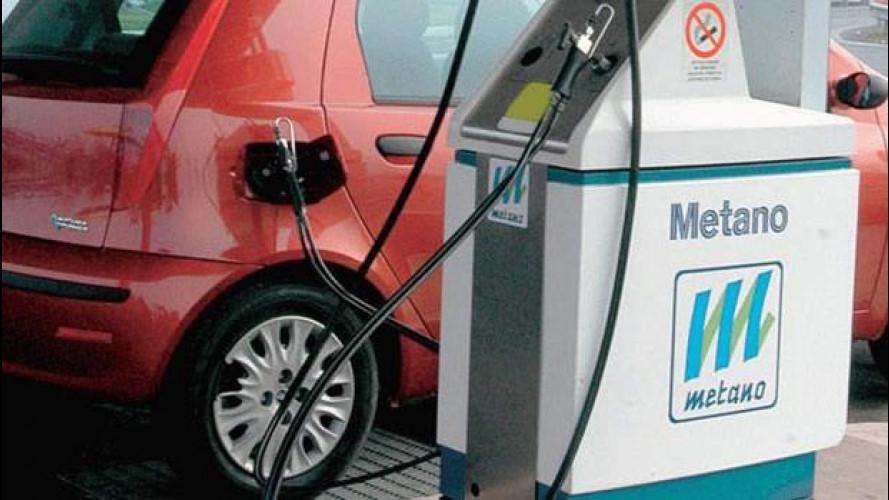 Auto a metano, sfatiamo i miti