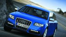 New Audi S6 Avant