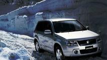 New Suzuki Escudo