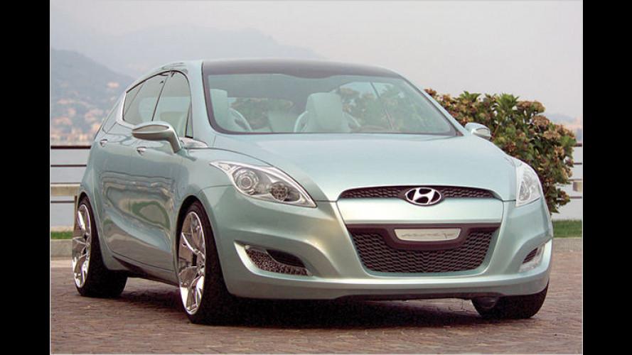 Hyundai prescht vor: Studie Arnejs zeigt Elantra-Nachfolger