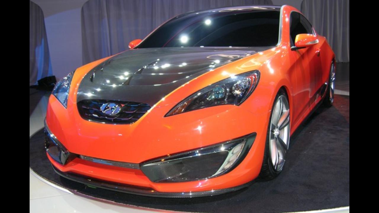 Hyundai Concept Genesis Coupé