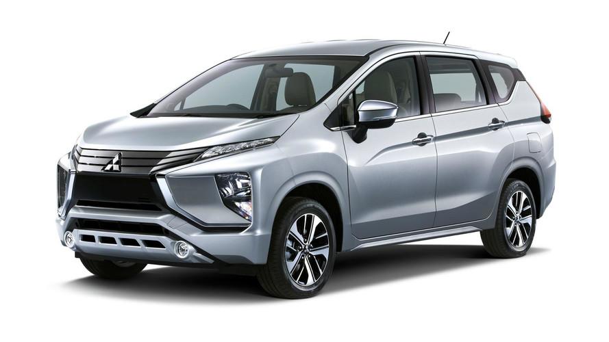 Mitsubishi yeni bir MPV tanıttı ama ismi Expander değil