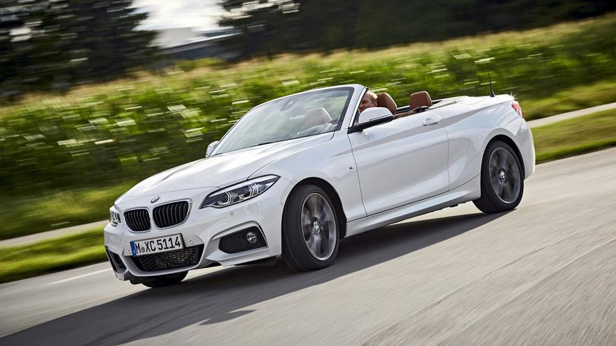 Yeni BMW 2 Serisi Coupe ve Convertible arkadan itişli olacak