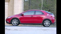Neuer Honda Civic imTest