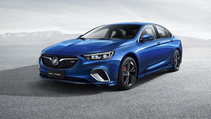La Buick Regal GS arrive, l'Opel Insigna OPC devrait suivre